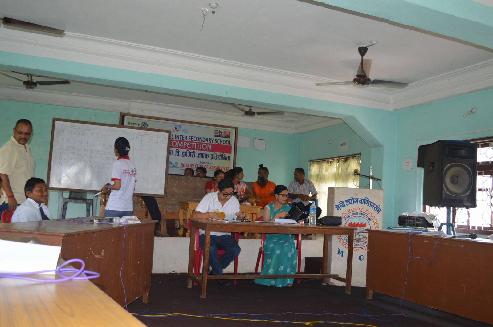 Municipality-Level-Inter-Secondary-School-Quiz-Contest-2016-Rotary-Club-of-Kakarvitta-1
