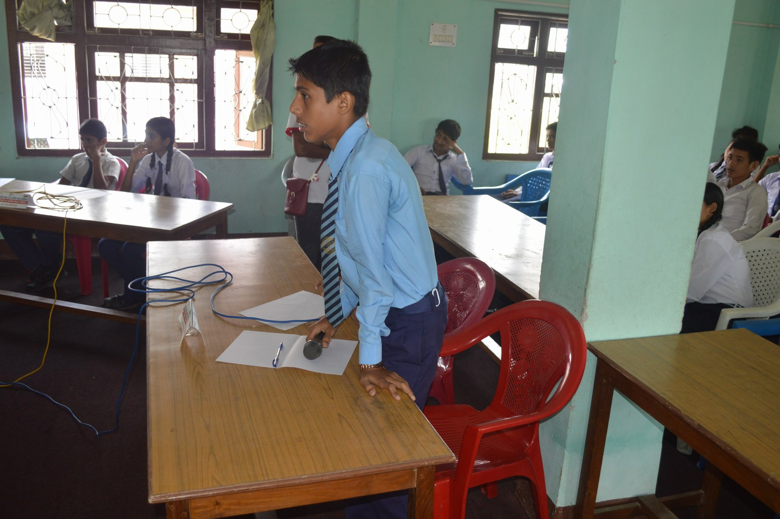Municipality-Level-Inter-Secondary-School-Quiz-Contest-2016-Rotary-Club-of-Kakarvitta-16