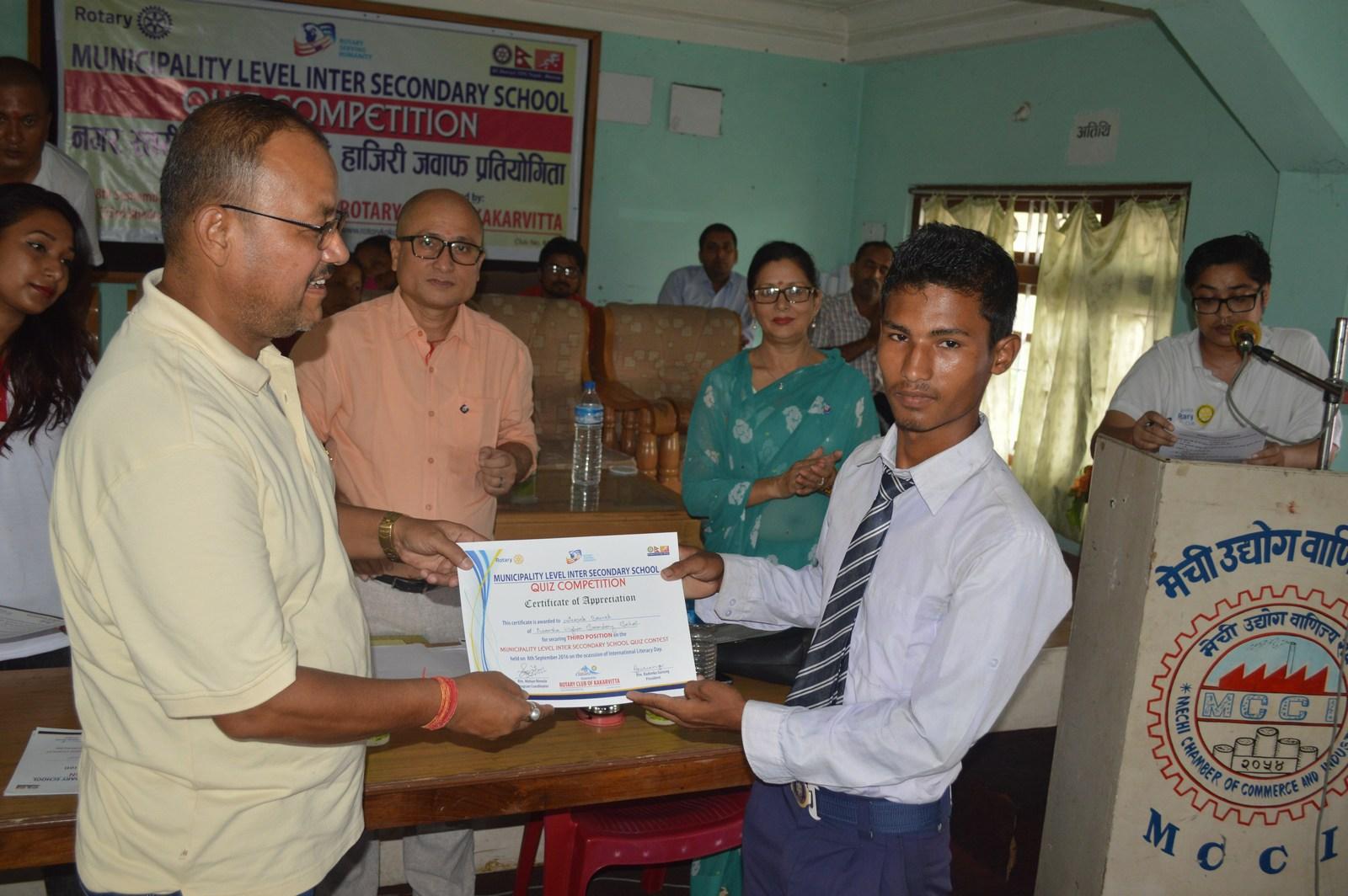 Municipality-Level-Inter-Secondary-School-Quiz-Contest-2016-Rotary-Club-of-Kakarvitta-54