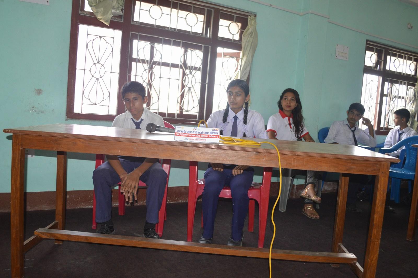 Municipality-Level-Inter-Secondary-School-Quiz-Contest-2016-Rotary-Club-of-Kakarvitta-7