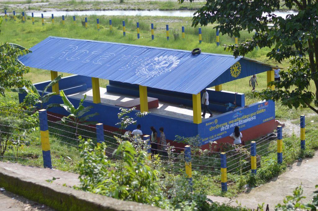 Tree-Pantation-@-Mechi-Ganga-Bishramalaya-Rotary-Club-of-Kakarvitta-1