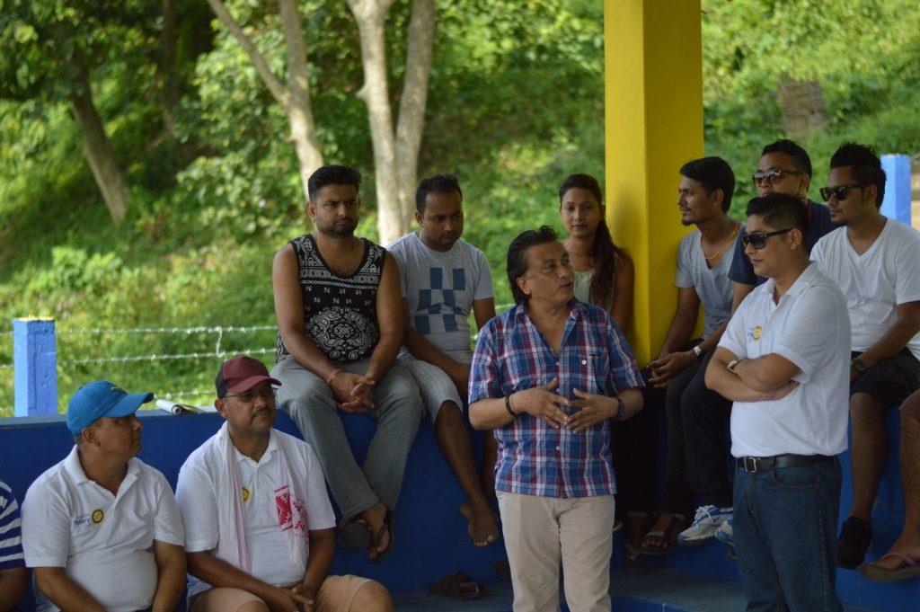 Tree-Pantation-@-Mechi-Ganga-Bishramalaya-Rotary-Club-of-Kakarvitta-13