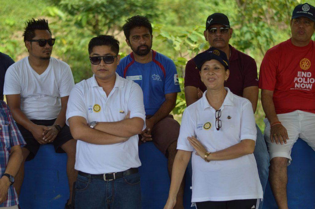 Tree-Pantation-@-Mechi-Ganga-Bishramalaya-Rotary-Club-of-Kakarvitta-14