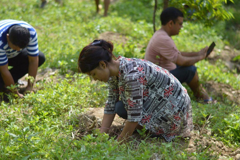 Tree-Pantation-@-Mechi-Ganga-Bishramalaya-Rotary-Club-of-Kakarvitta-30