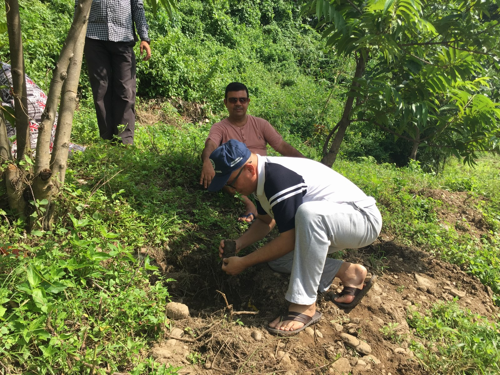 Tree-Pantation-@-Mechi-Ganga-Bishramalaya-Rotary-Club-of-Kakarvitta-48