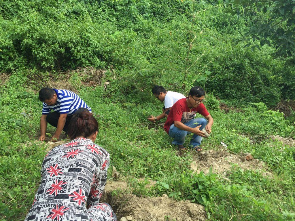 Tree-Pantation-@-Mechi-Ganga-Bishramalaya-Rotary-Club-of-Kakarvitta-50