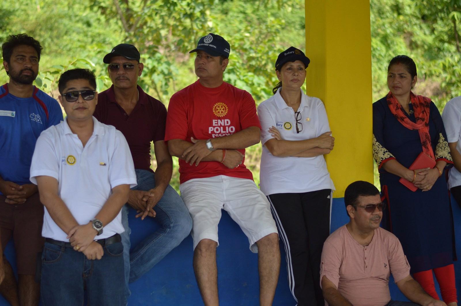Tree-Pantation-@-Mechi-Ganga-Bishramalaya-Rotary-Club-of-Kakarvitta-7