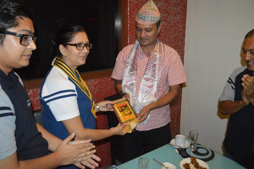 Weekly-Meeting-with-the-Guest-Speaker-DSP-Durga-Raj-Regmi-Rotary-Club-of-Kakarvitta-16