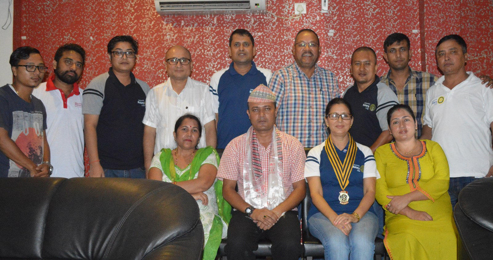 Weekly-Meeting-with-the-Guest-Speaker-DSP-Durga-Raj-Regmi-Rotary-Club-of-Kakarvitta-17