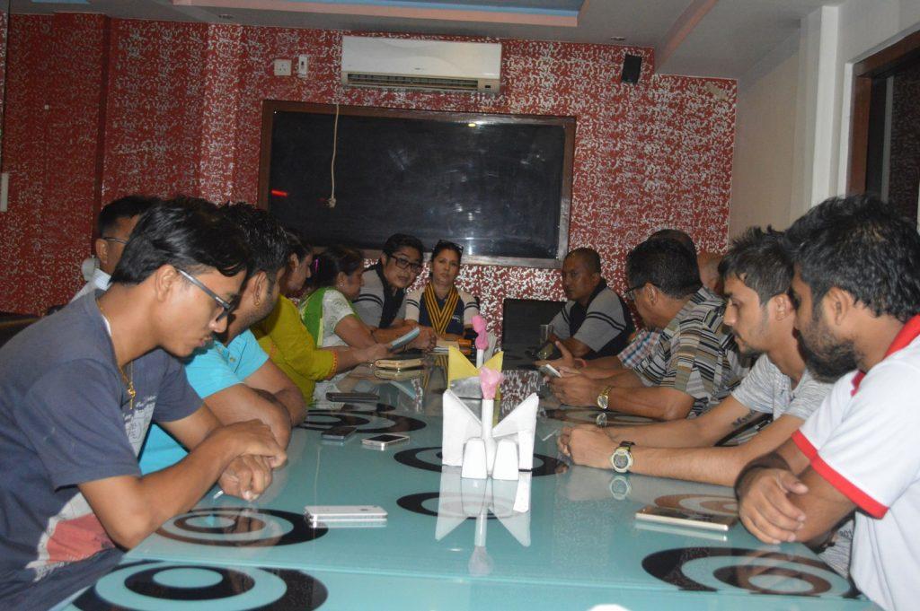 Weekly-Meeting-with-the-Guest-Speaker-DSP-Durga-Raj-Regmi-Rotary-Club-of-Kakarvitta-2