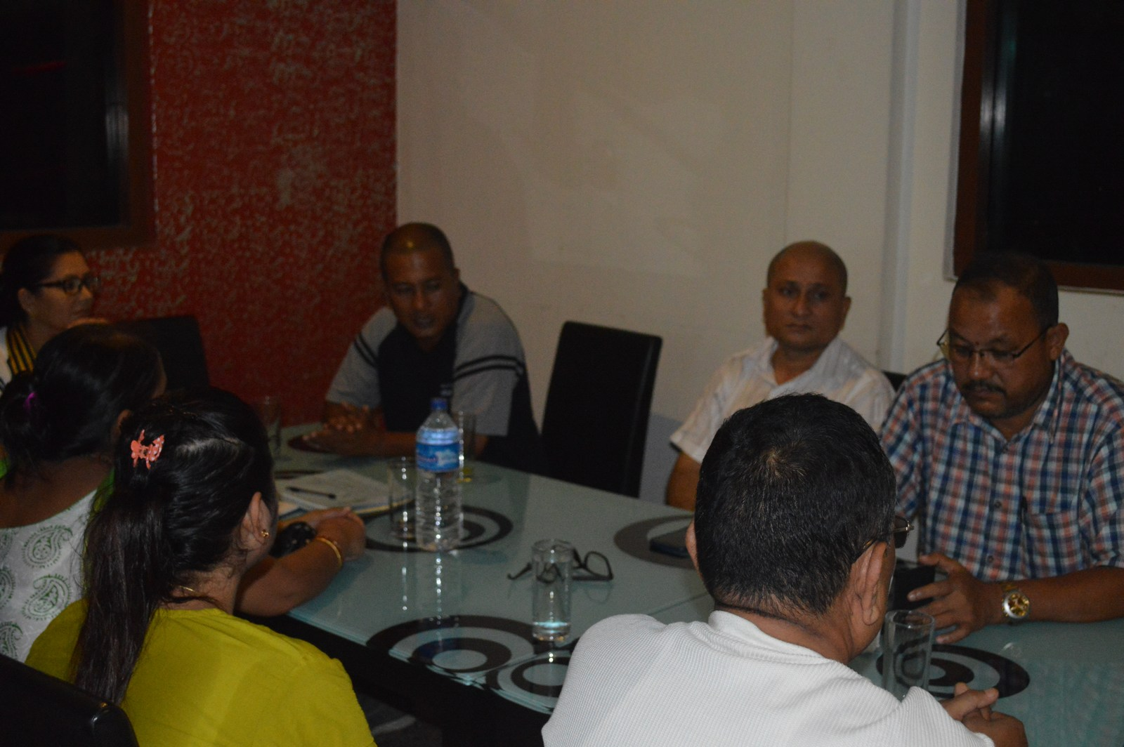 Weekly-Meeting-with-the-Guest-Speaker-DSP-Durga-Raj-Regmi-Rotary-Club-of-Kakarvitta-3