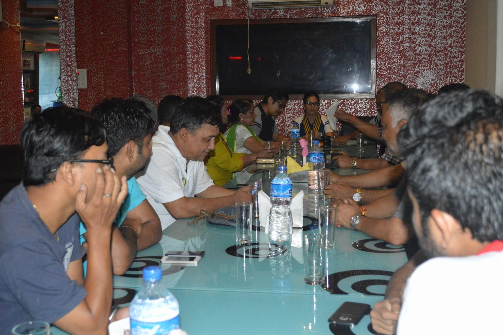 Weekly-Meeting-with-the-Guest-Speaker-DSP-Durga-Raj-Regmi-Rotary-Club-of-Kakarvitta-4
