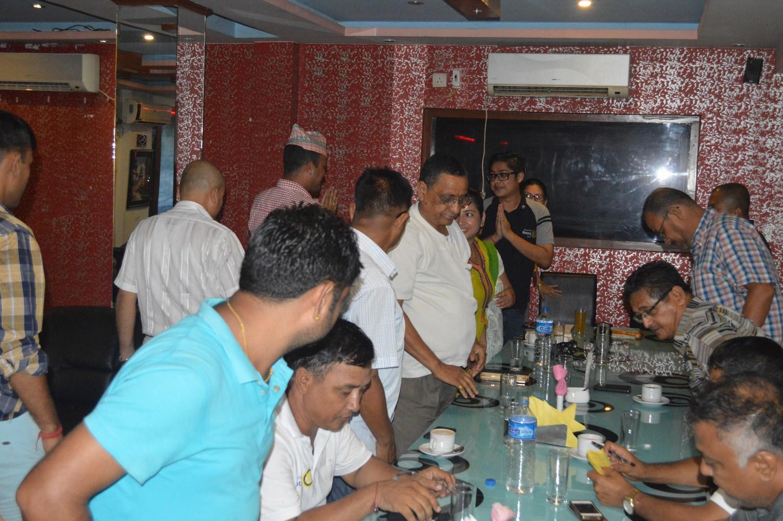 Weekly-Meeting-with-the-Guest-Speaker-DSP-Durga-Raj-Regmi-Rotary-Club-of-Kakarvitta-5