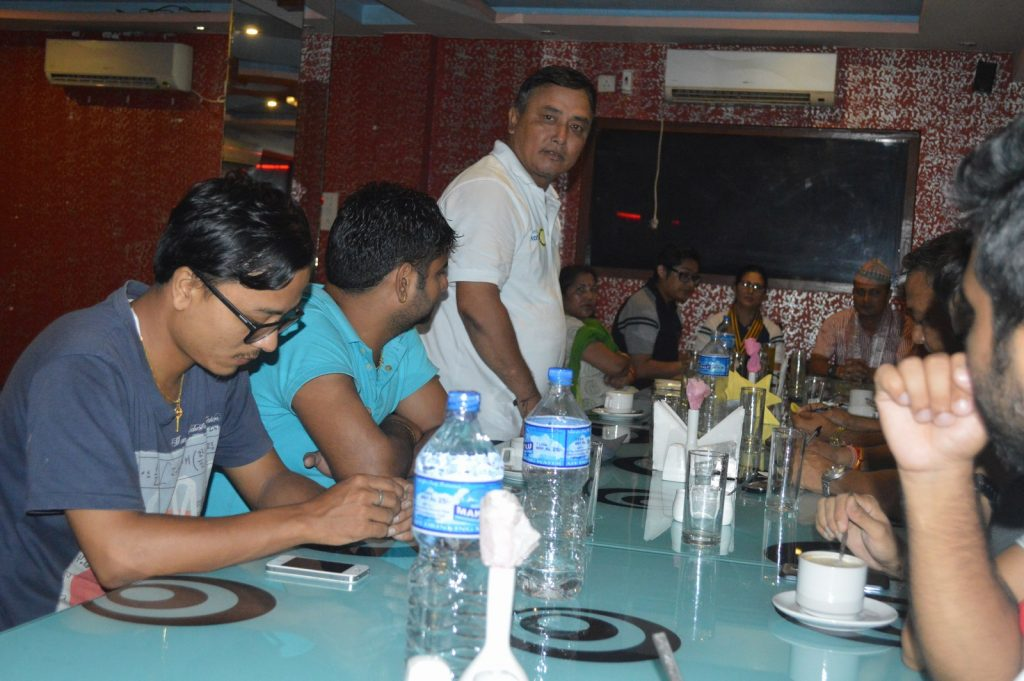 Weekly-Meeting-with-the-Guest-Speaker-DSP-Durga-Raj-Regmi-Rotary-Club-of-Kakarvitta-6