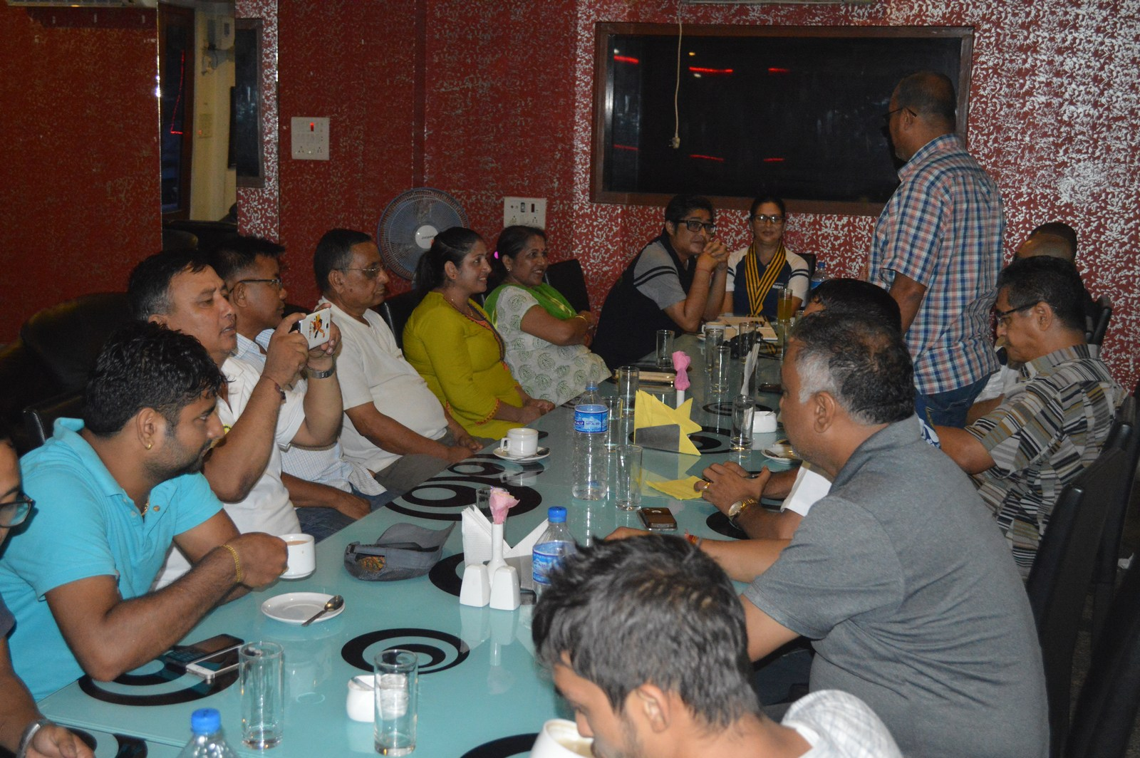 Weekly-Meeting-with-the-Guest-Speaker-DSP-Durga-Raj-Regmi-Rotary-Club-of-Kakarvitta-7