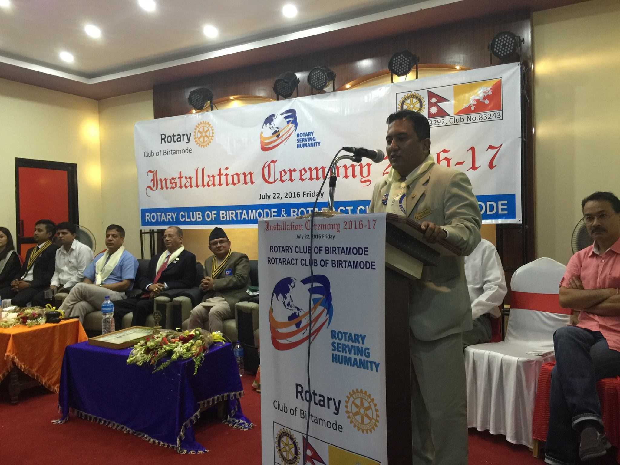 Attending-Installation-Ceremony-of-Neighboring-Rotary-Clubs-Rotary-Club-of-Kakarvitta-9