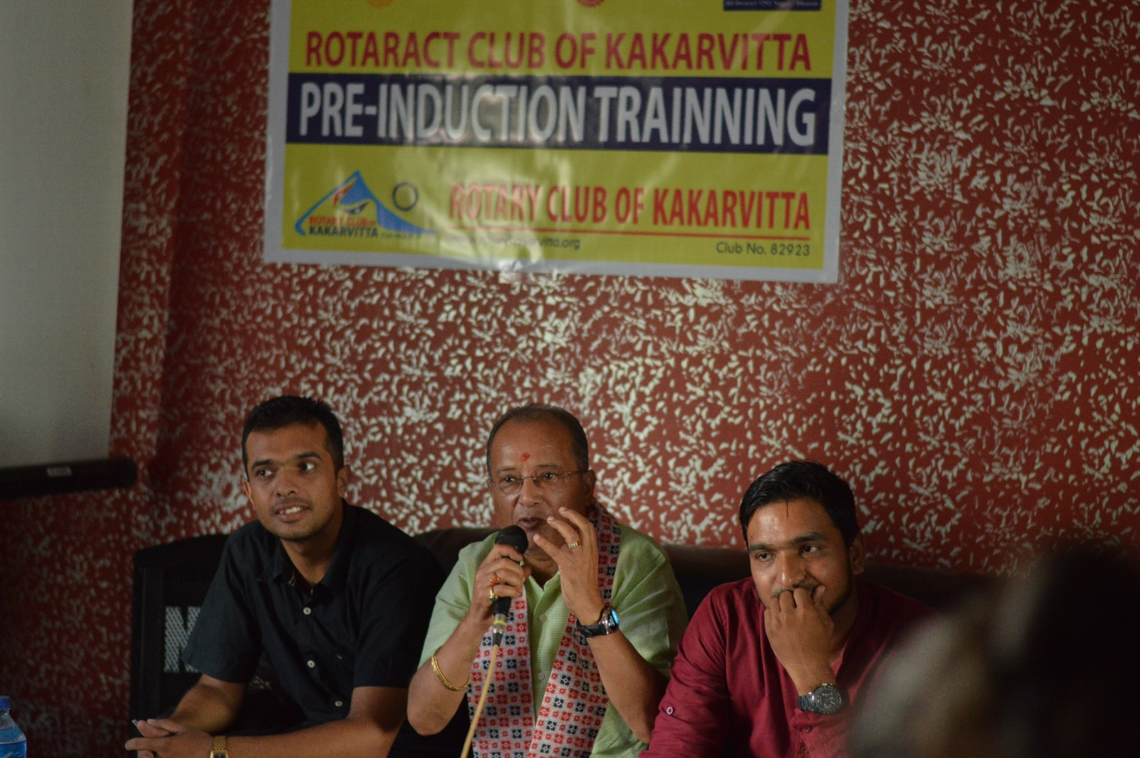 Pre-Induction-Training-of-Rotaract-Club-of-Kakarvitta-Rotary-Club-of-Kakarvitta-24