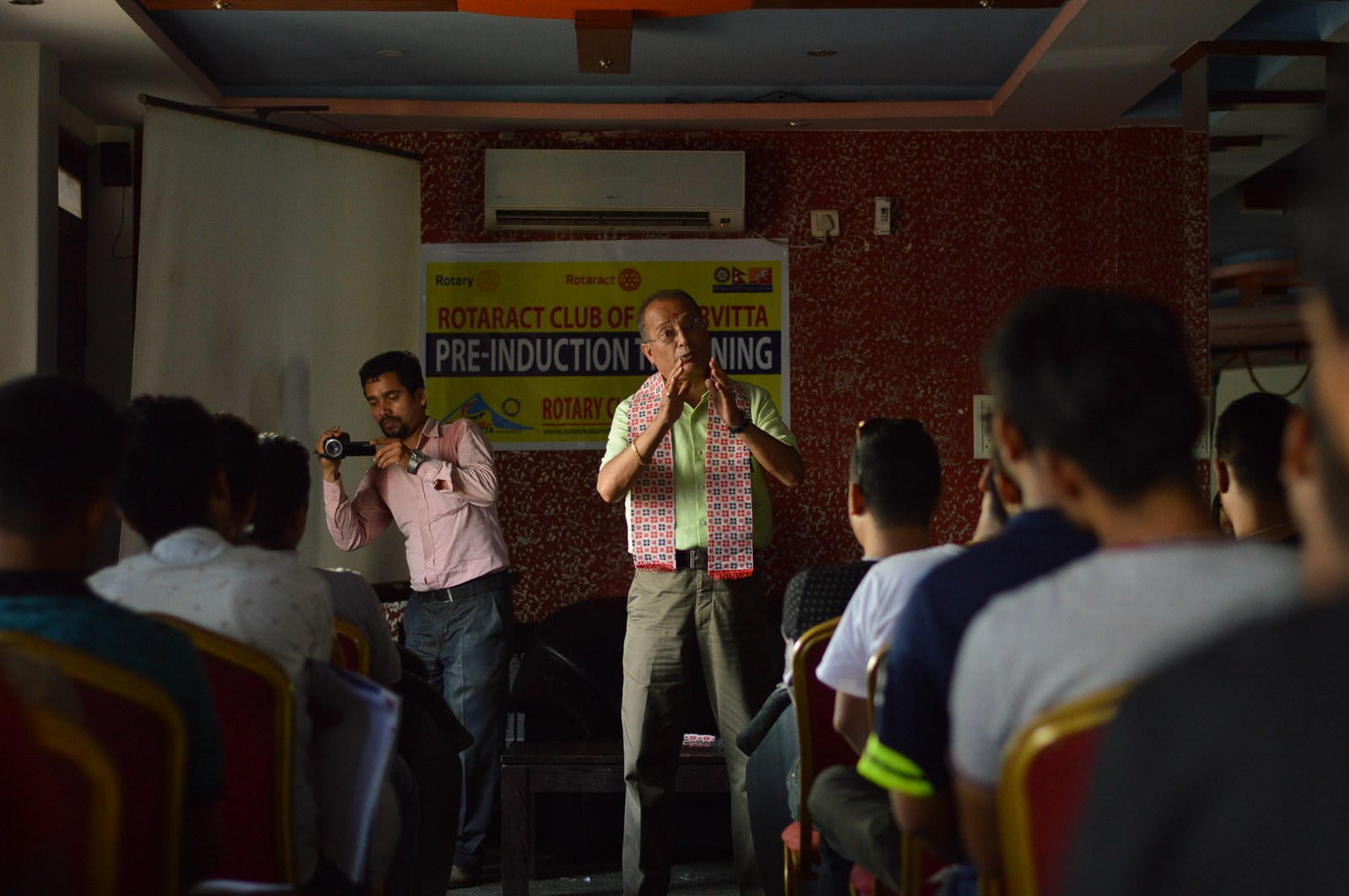 Pre-Induction-Training-of-Rotaract-Club-of-Kakarvitta-Rotary-Club-of-Kakarvitta-9
