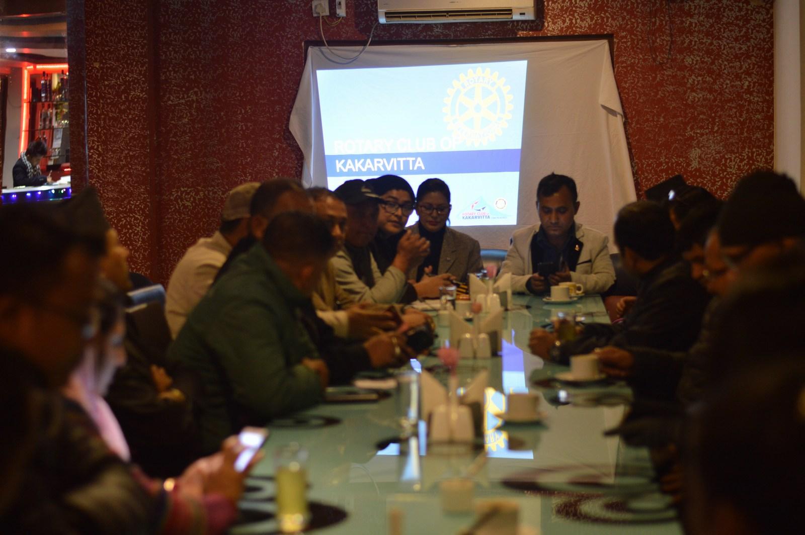 Guest-Speaker-Bishwa-Prakash-Sharma-Rotary-Club-of-Kakarvitta-2