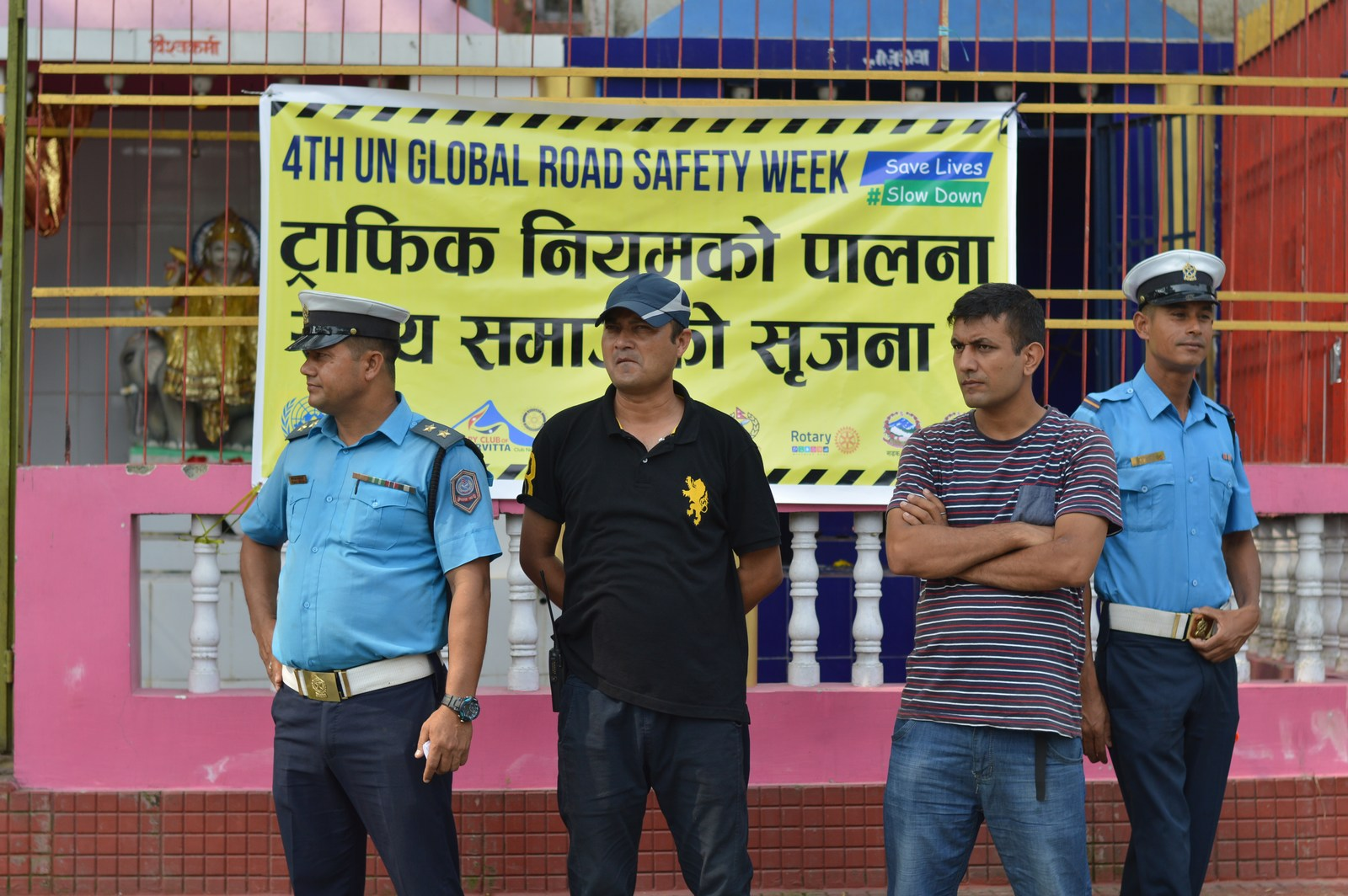 4th-UN-Global-Road-Safety-Week-2017-Traffic-Awareness-Program-Rotary-club-of-Kakarvitta-10