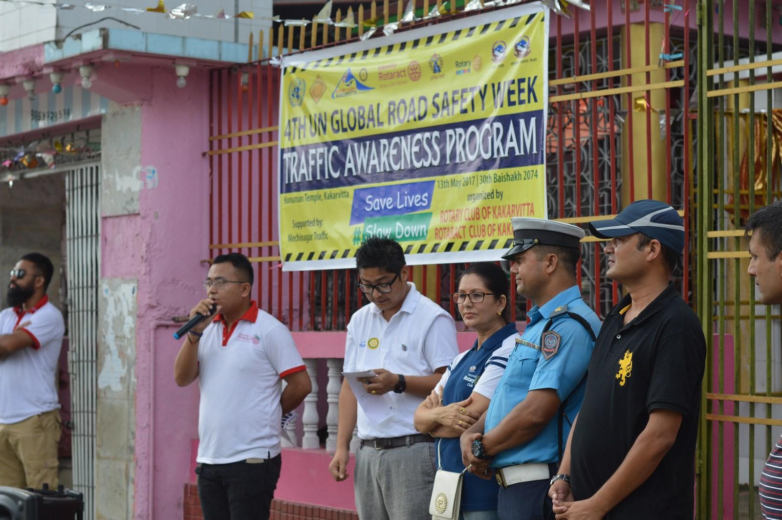 4th-UN-Global-Road-Safety-Week-2017-Traffic-Awareness-Program-Rotary-club-of-Kakarvitta-13