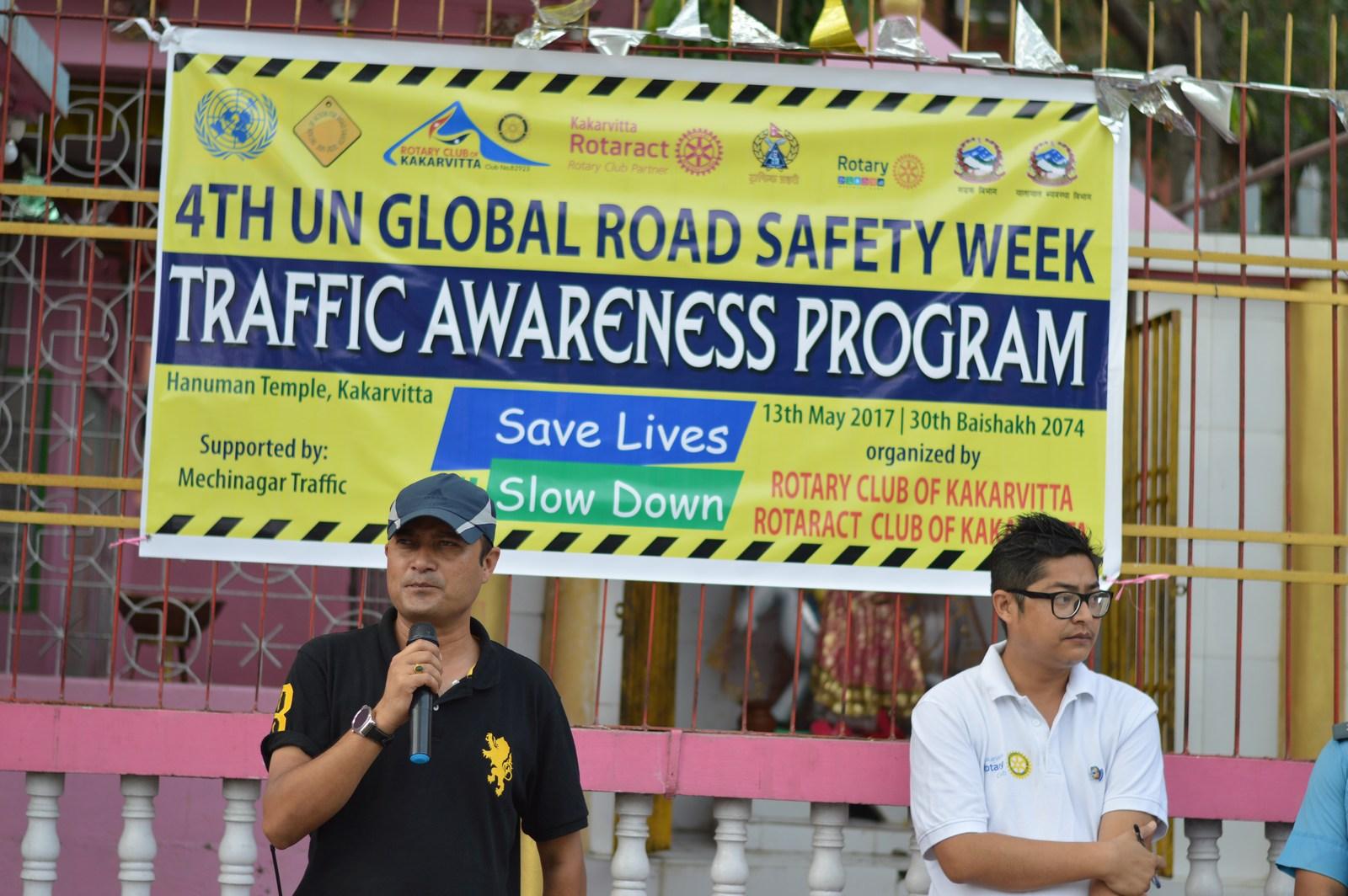 4th-UN-Global-Road-Safety-Week-2017-Traffic-Awareness-Program-Rotary-club-of-Kakarvitta-20
