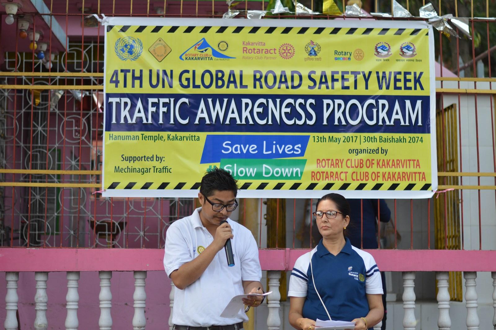 4th-UN-Global-Road-Safety-Week-2017-Traffic-Awareness-Program-Rotary-club-of-Kakarvitta-28