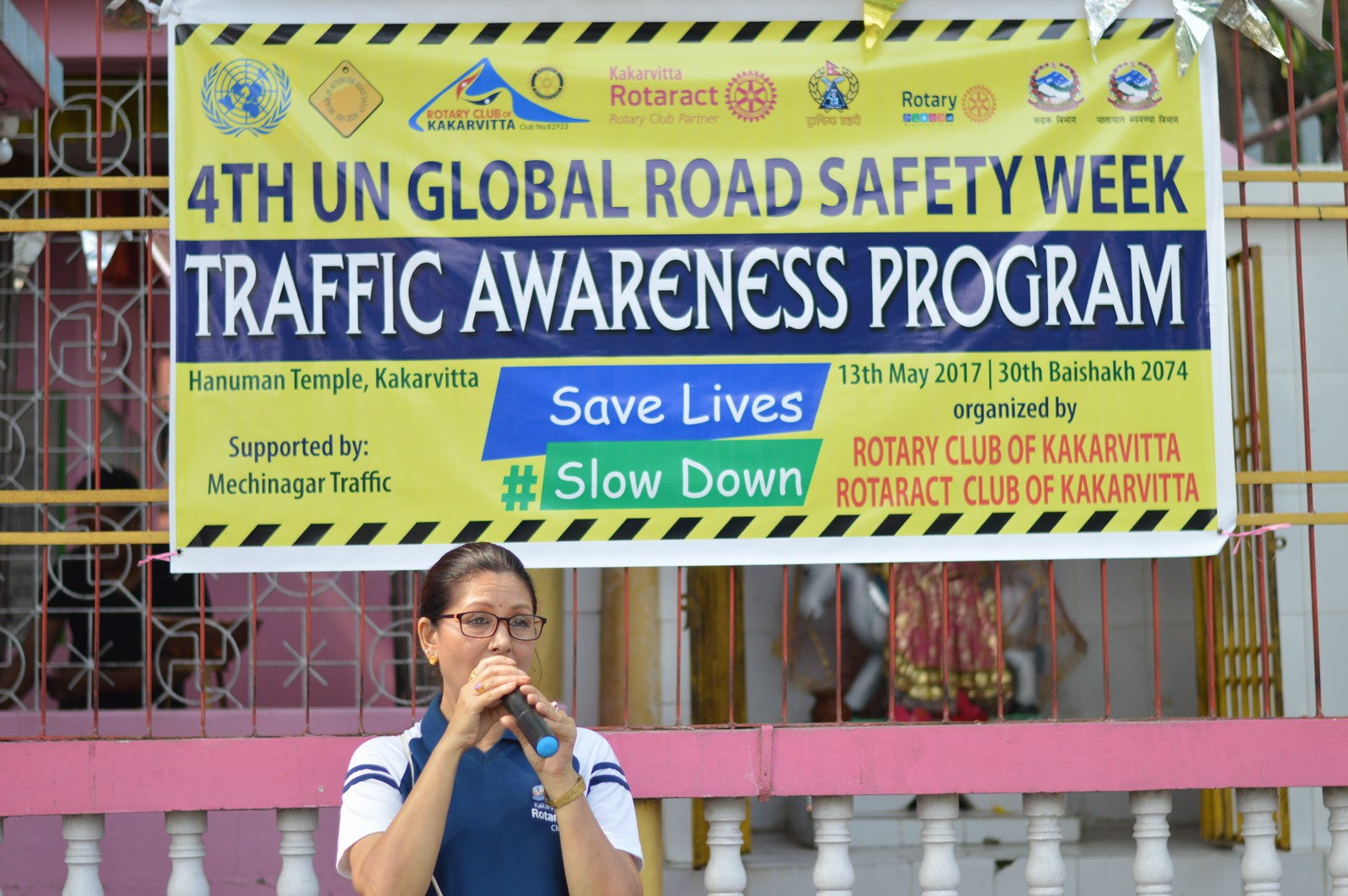 4th-UN-Global-Road-Safety-Week-2017-Traffic-Awareness-Program-Rotary-club-of-Kakarvitta-33