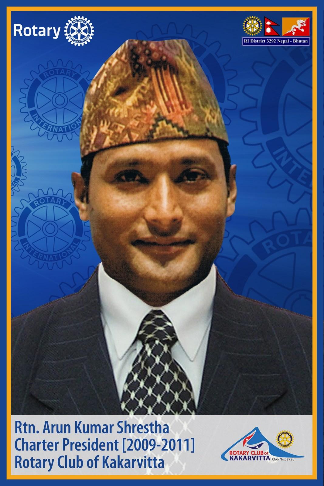 Rtn.-Late-Arun-Kumar-Shrestha-Charter-President-Rotary-Club-of-Kakarvitta