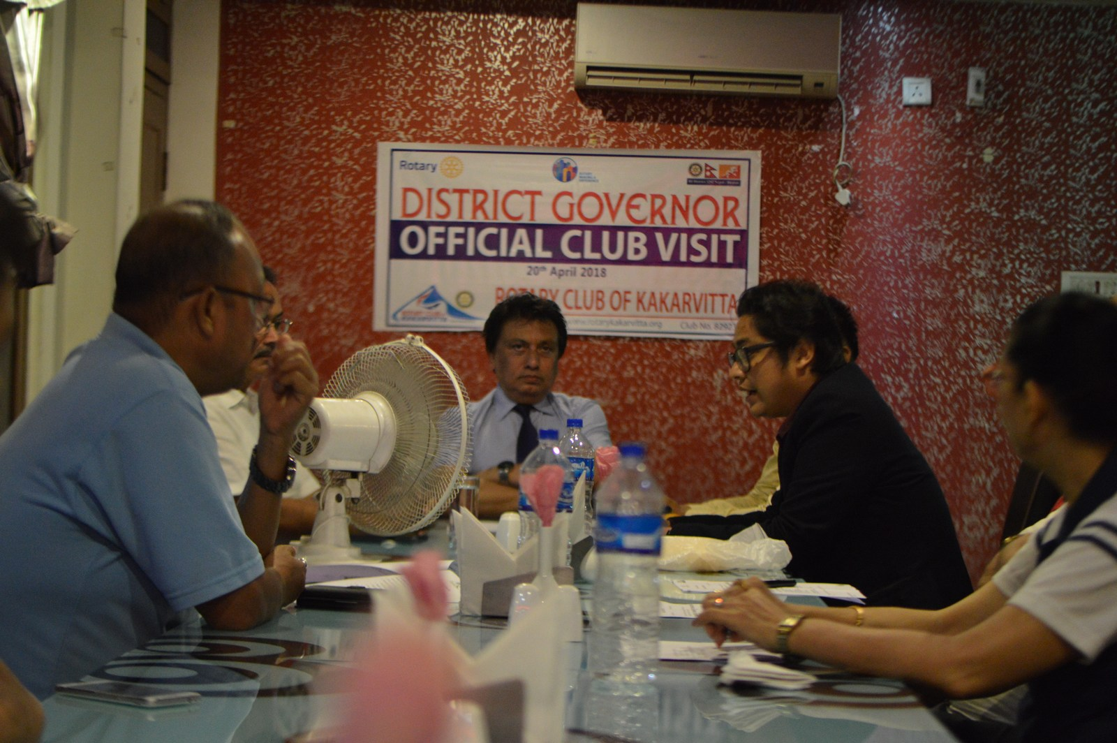 District-Governors-Official-Club-Visit-2017-18-Rotary-Club-of-Kakarvitta-10