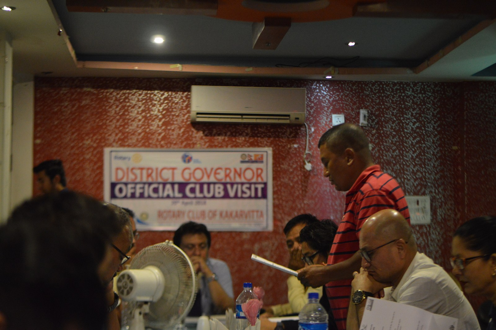 District-Governors-Official-Club-Visit-2017-18-Rotary-Club-of-Kakarvitta-16