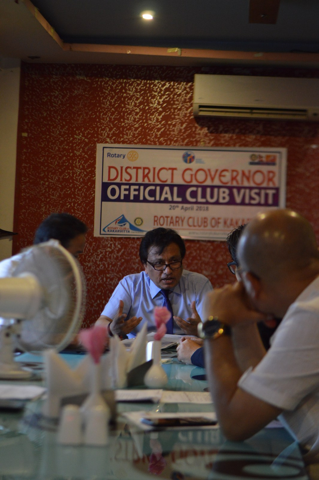 District-Governors-Official-Club-Visit-2017-18-Rotary-Club-of-Kakarvitta-5