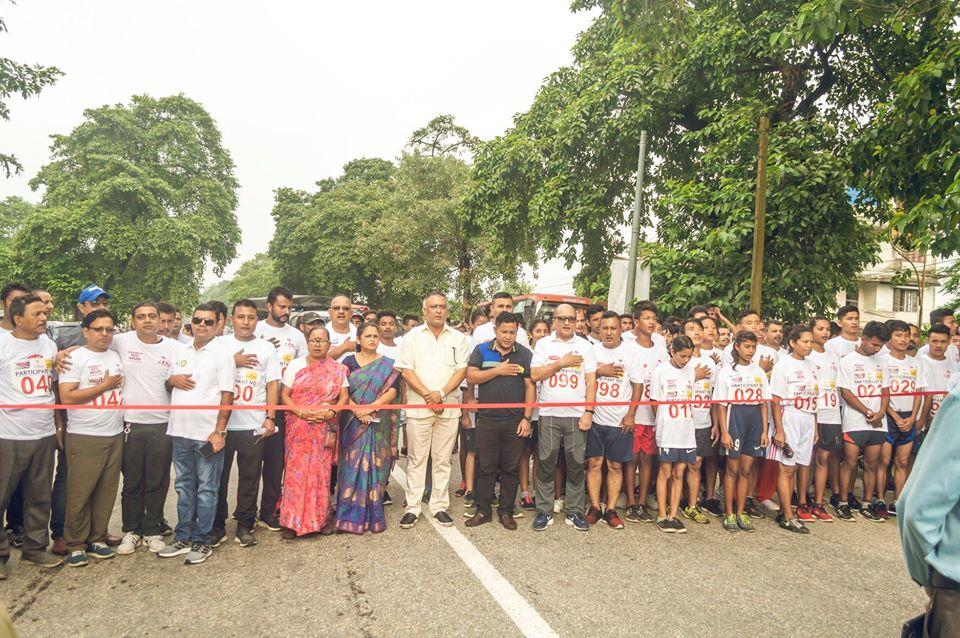 Mini Marathon 6 Km On The Occasion Of 40th World Tourism Day 2019 12