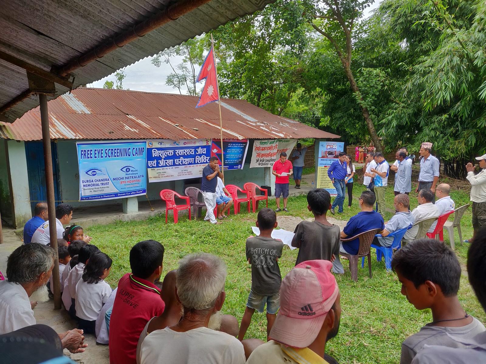Free-Health-Camp-Eye-Screening-at-Gwala-Basti-Mechinagar-15-Jhapa-Nepal-Rotary-Club-of-Kakarvitta-14
