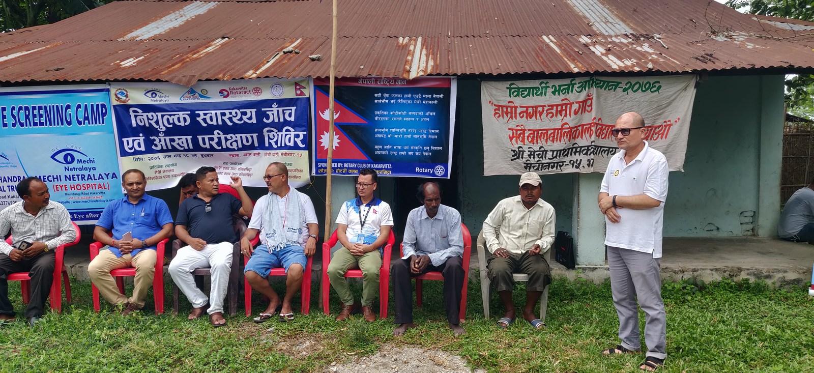 Free-Health-Camp-Eye-Screening-at-Gwala-Basti-Mechinagar-15-Jhapa-Nepal-Rotary-Club-of-Kakarvitta-17