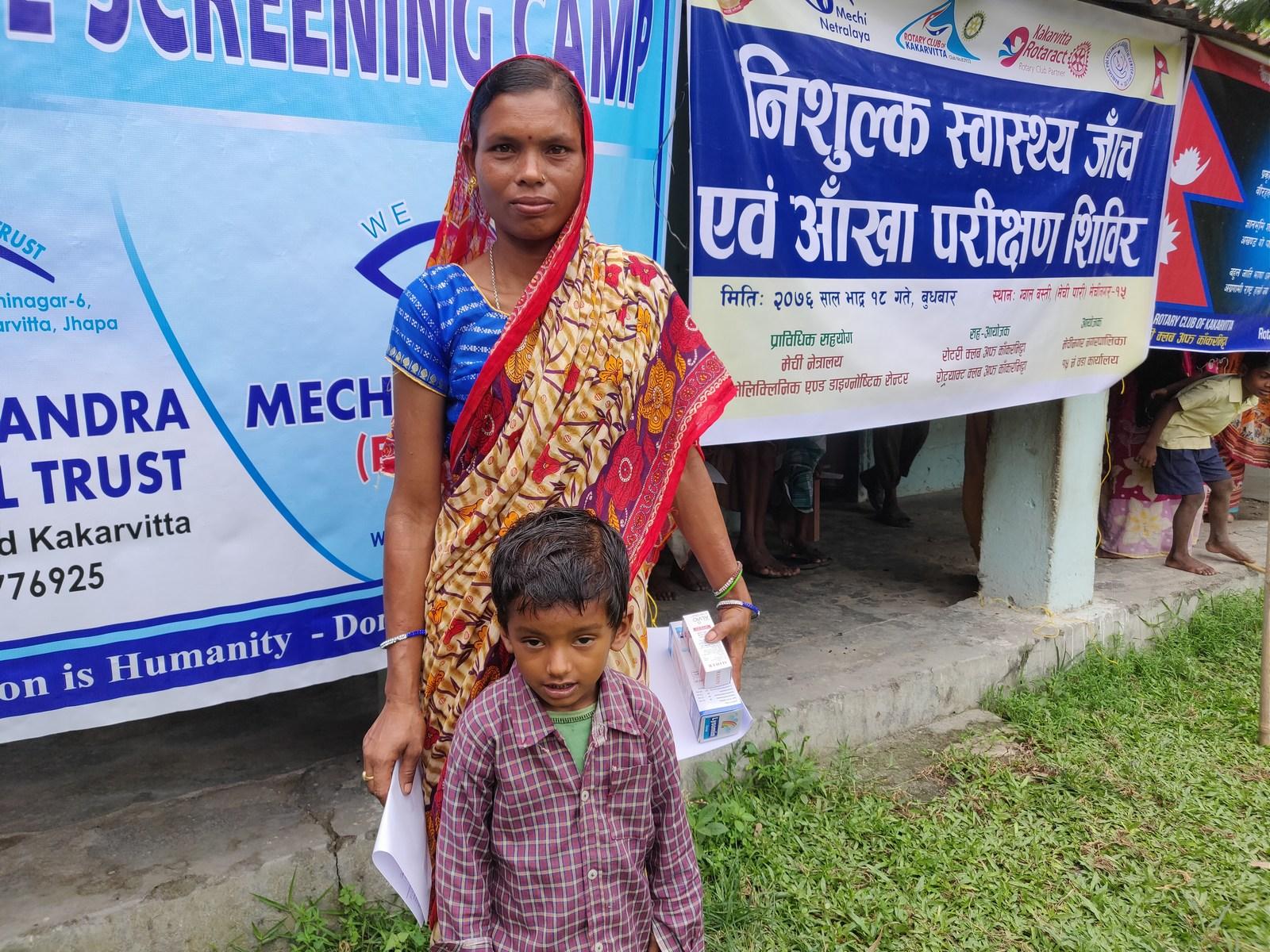 Free-Health-Camp-Eye-Screening-at-Gwala-Basti-Mechinagar-15-Jhapa-Nepal-Rotary-Club-of-Kakarvitta-24