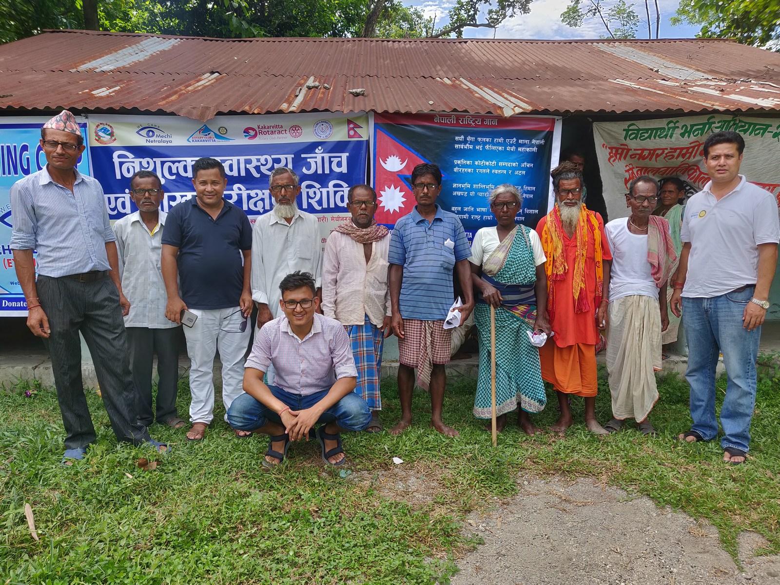 Free-Health-Camp-Eye-Screening-at-Gwala-Basti-Mechinagar-15-Jhapa-Nepal-Rotary-Club-of-Kakarvitta-31