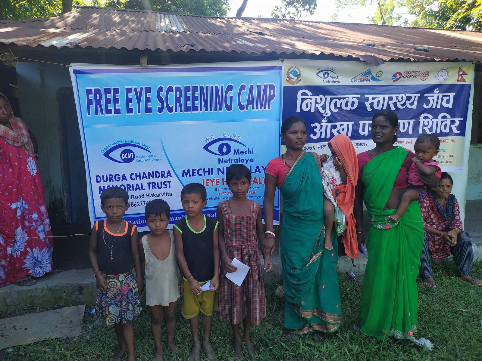 Free-Health-Camp-Eye-Screening-at-Gwala-Basti-Mechinagar-15-Jhapa-Nepal-Rotary-Club-of-Kakarvitta-41