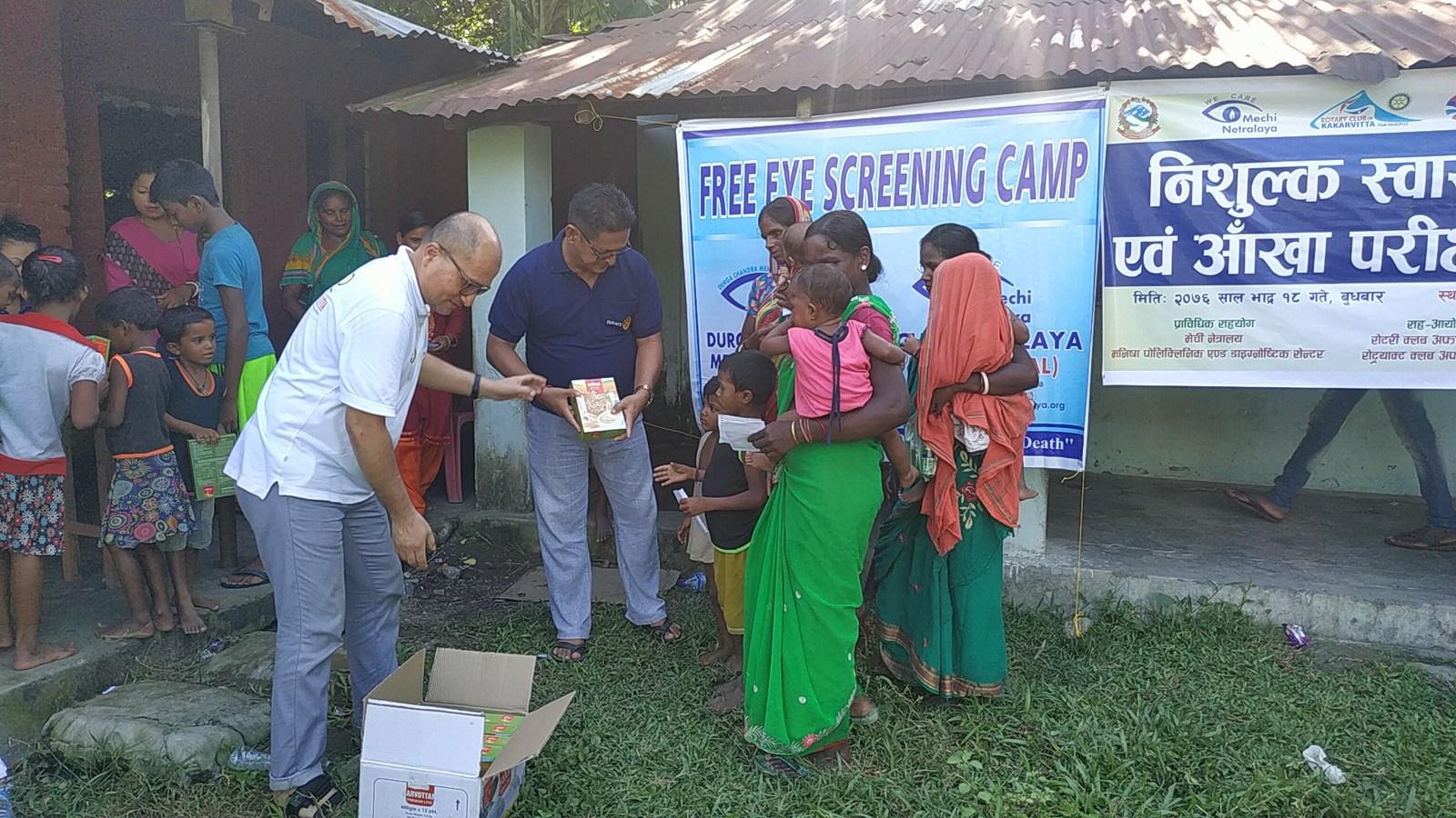 Free-Health-Camp-Eye-Screening-at-Gwala-Basti-Mechinagar-15-Jhapa-Nepal-Rotary-Club-of-Kakarvitta-42
