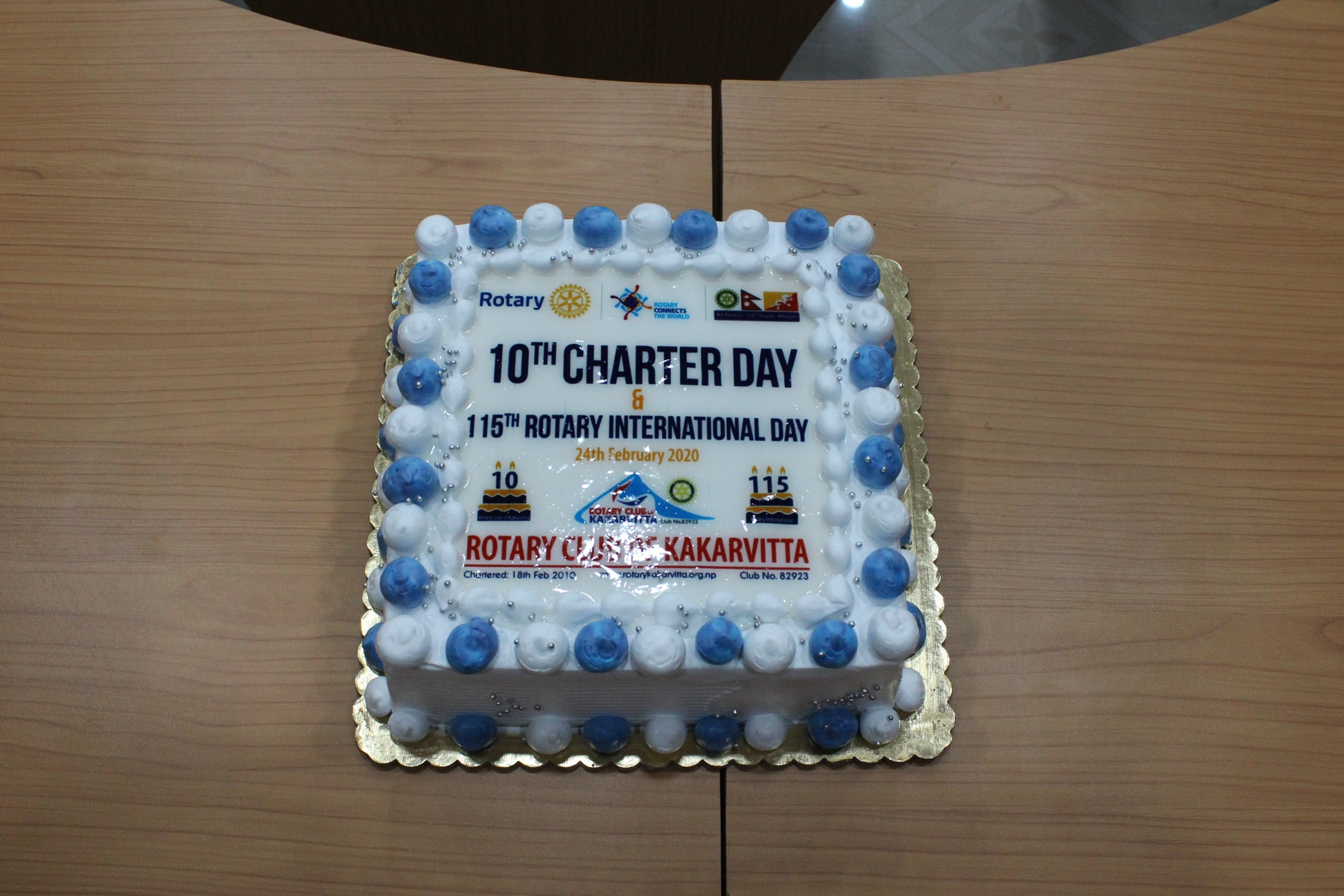 10th Charter Day 115th Rotary International Day 43