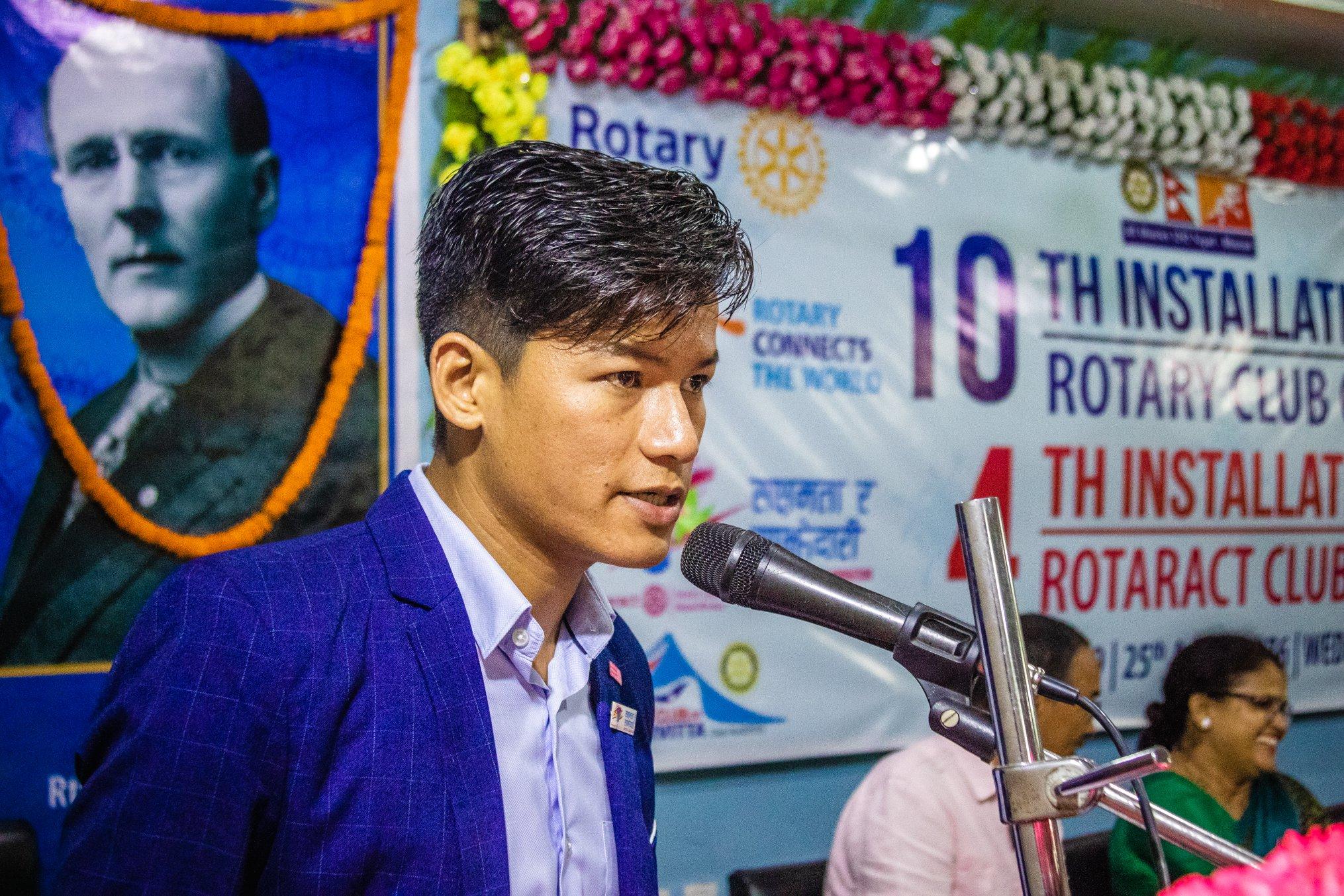 10th Installation Ceremony Rotary Club Of Kakarvitta 33