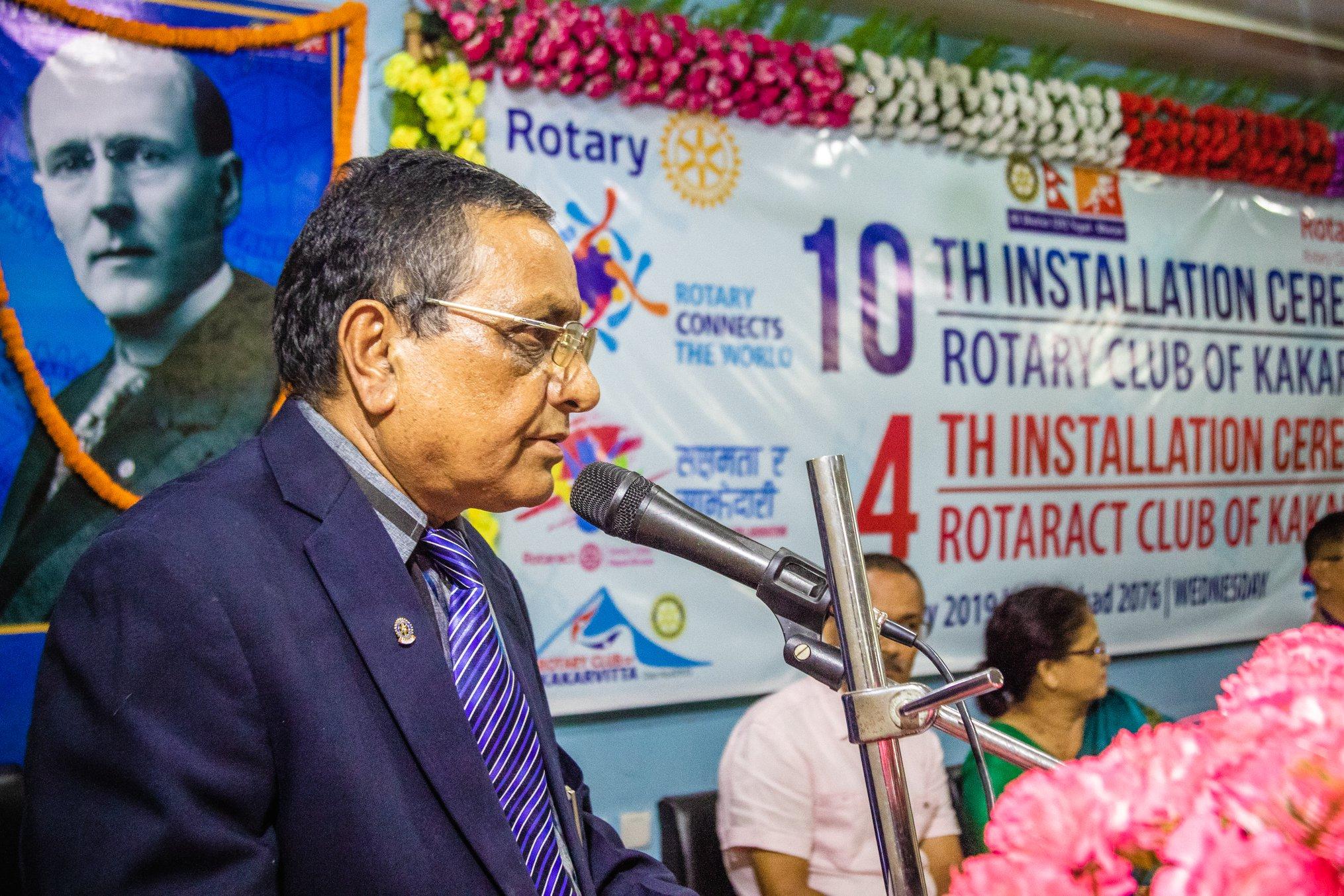 10th Installation Ceremony Rotary Club Of Kakarvitta 36