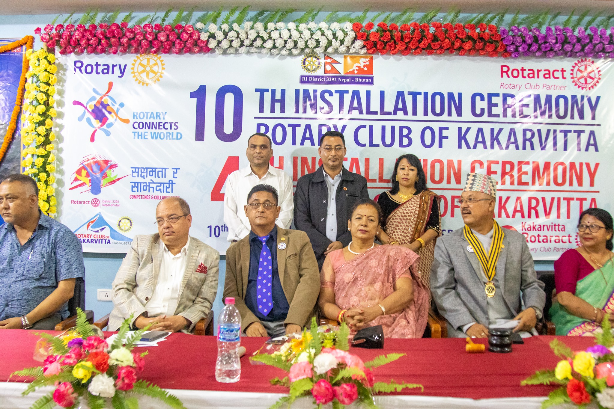 10th Installation Ceremony Rotary Club Of Kakarvitta 37