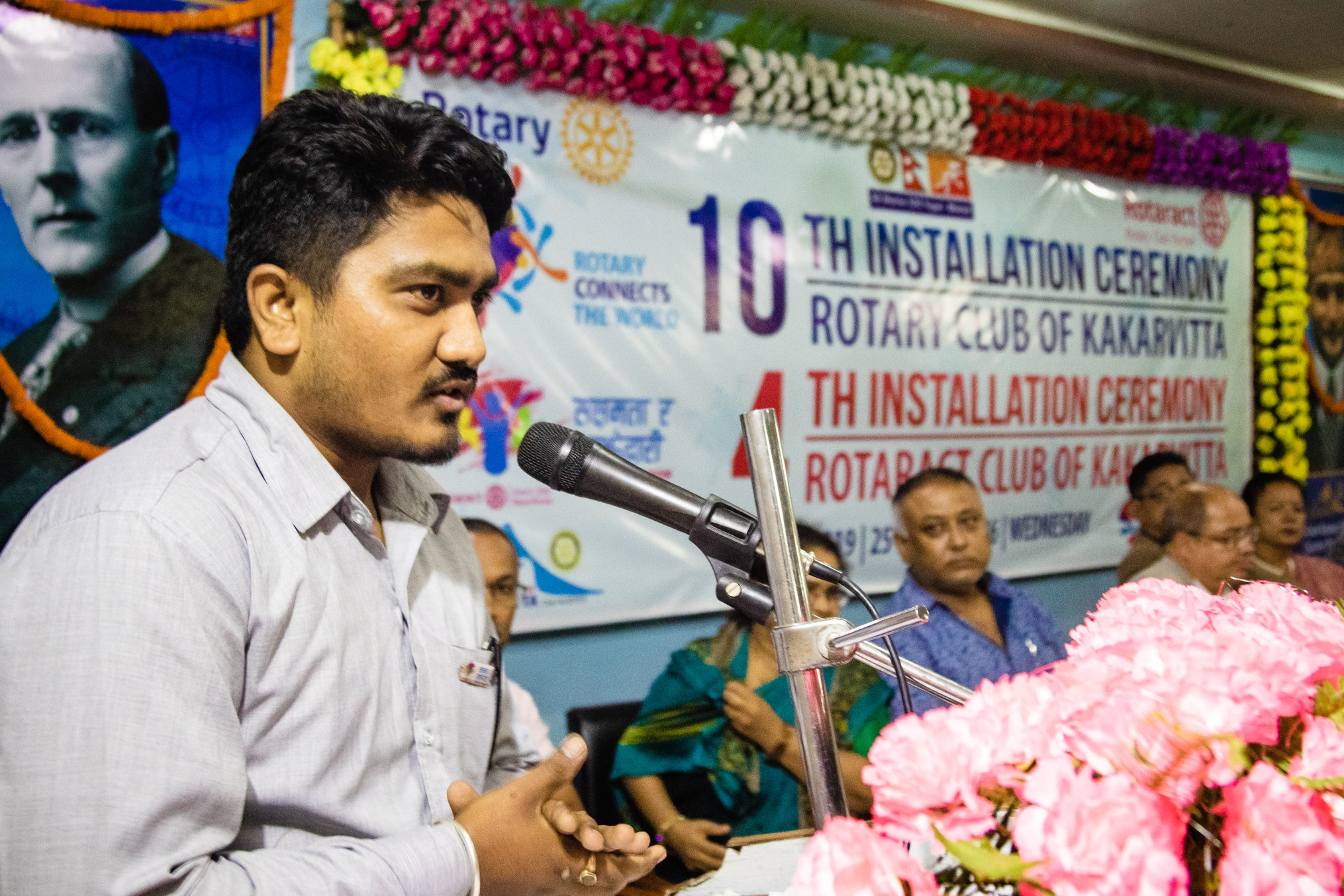 10th Installation Ceremony Rotary Club Of Kakarvitta 42