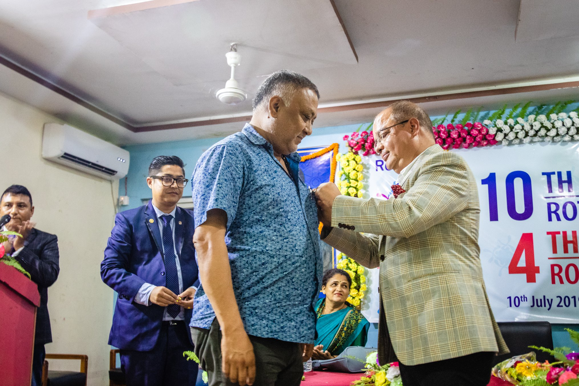 10th Installation Ceremony Rotary Club Of Kakarvitta 49