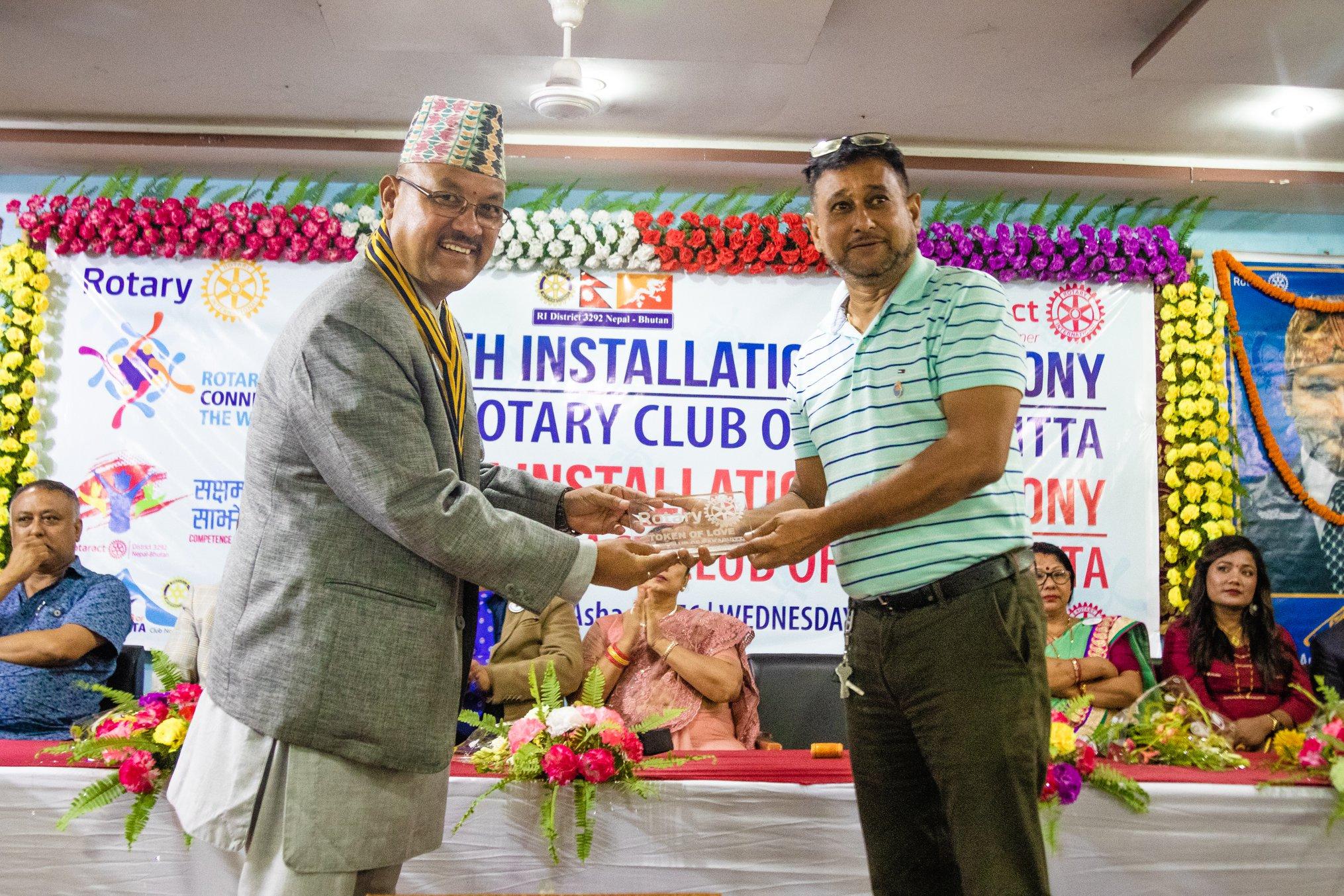 10th Installation Ceremony Rotary Club Of Kakarvitta 52