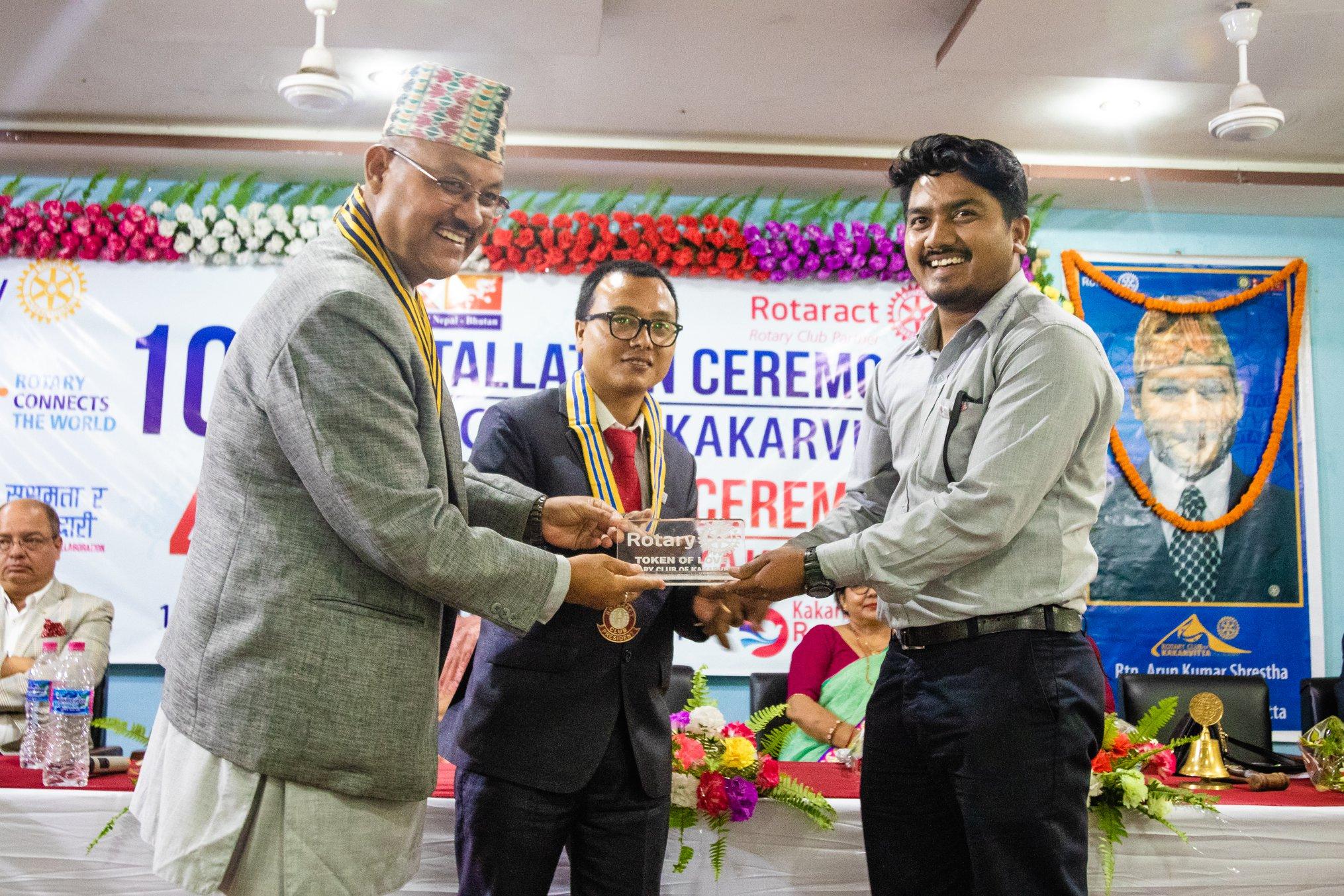 10th Installation Ceremony Rotary Club Of Kakarvitta 58