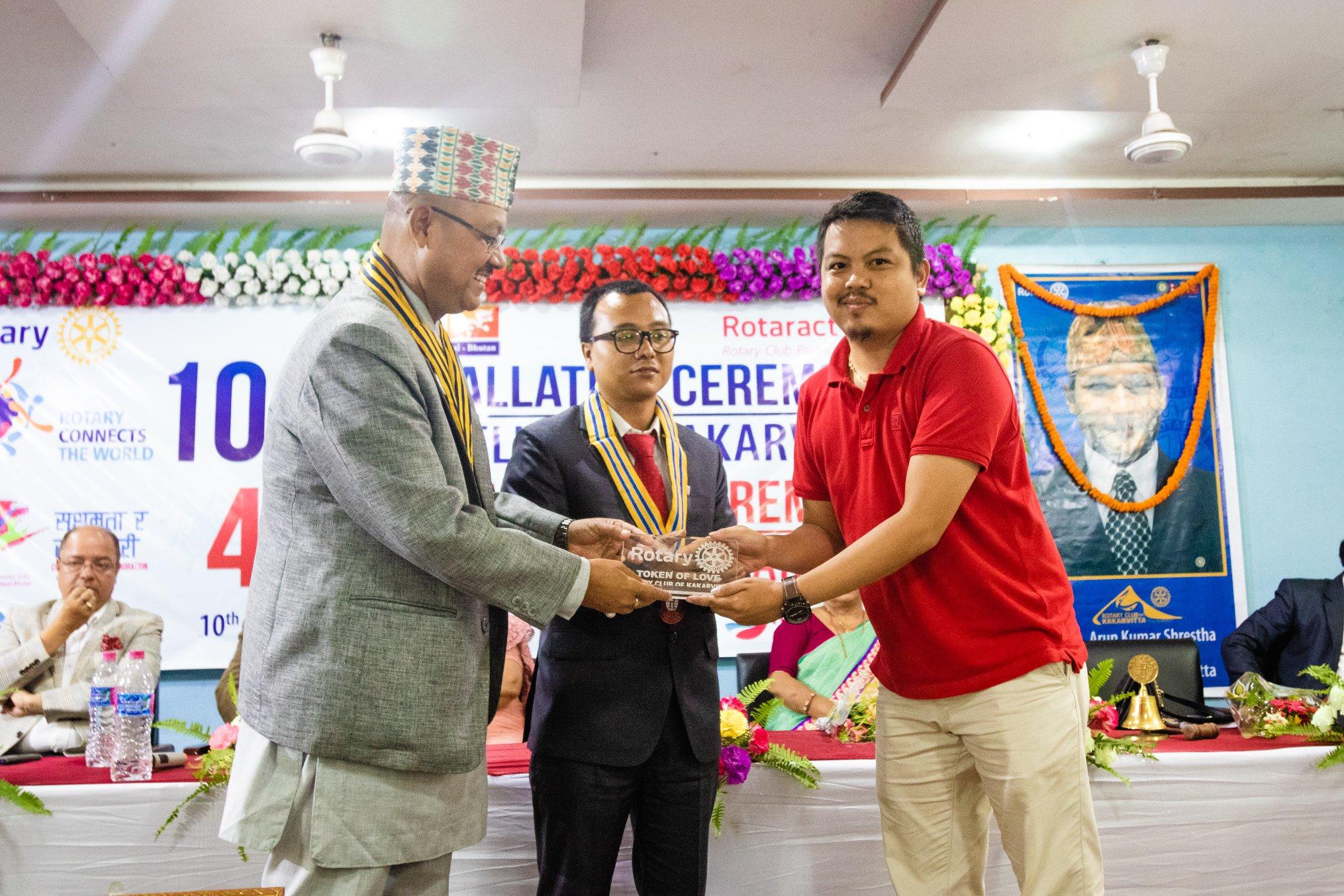 10th Installation Ceremony Rotary Club Of Kakarvitta 60