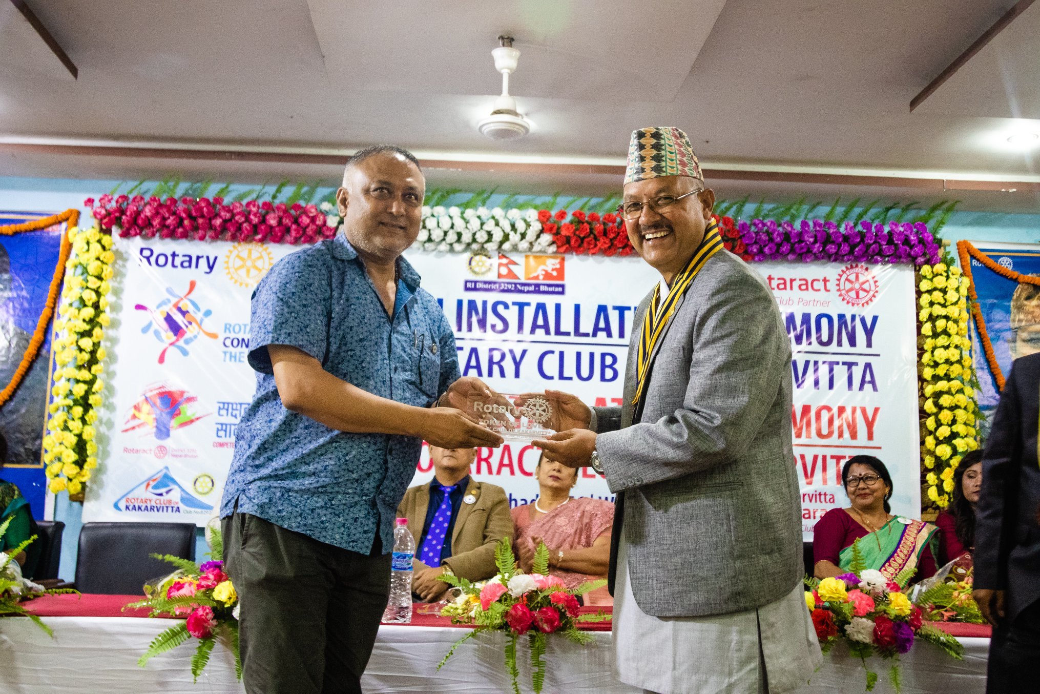 10th Installation Ceremony Rotary Club Of Kakarvitta 62