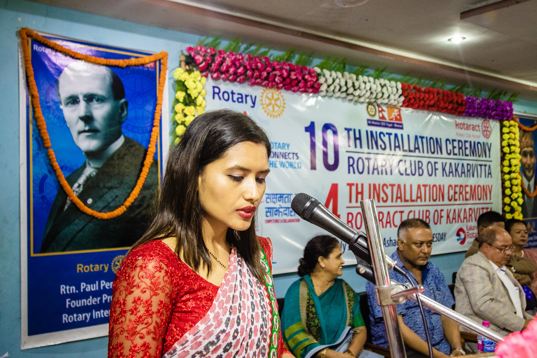 10th Installation Ceremony Rotary Club Of Kakarvitta 66